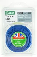 ALM Trimmer Line - Blue - 1.5mm x 30m